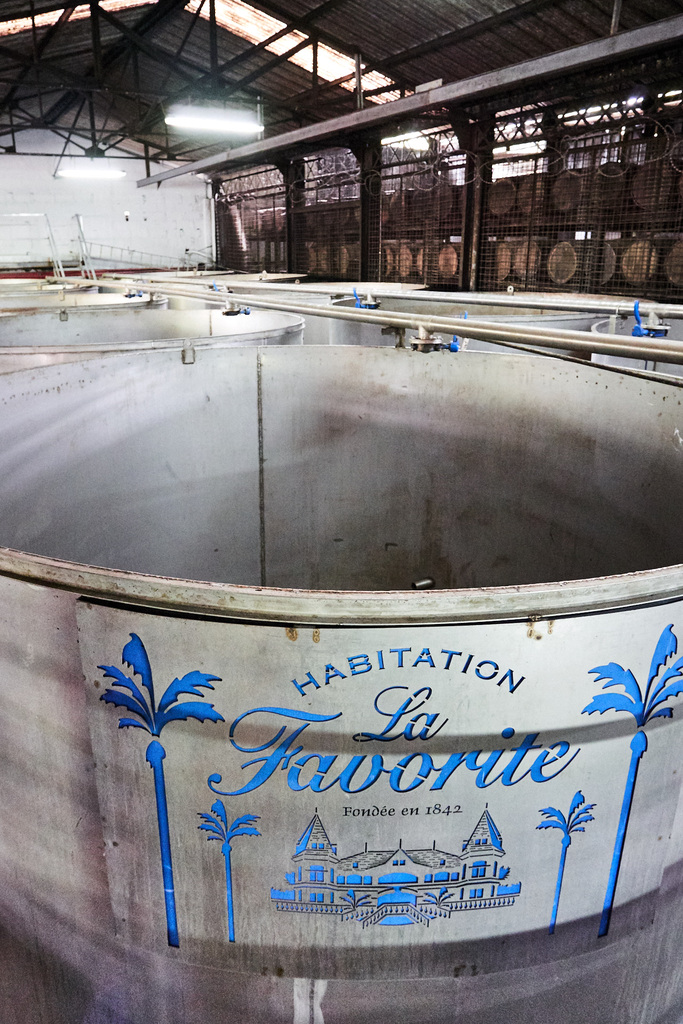 La Favorite – Fermentation Tank