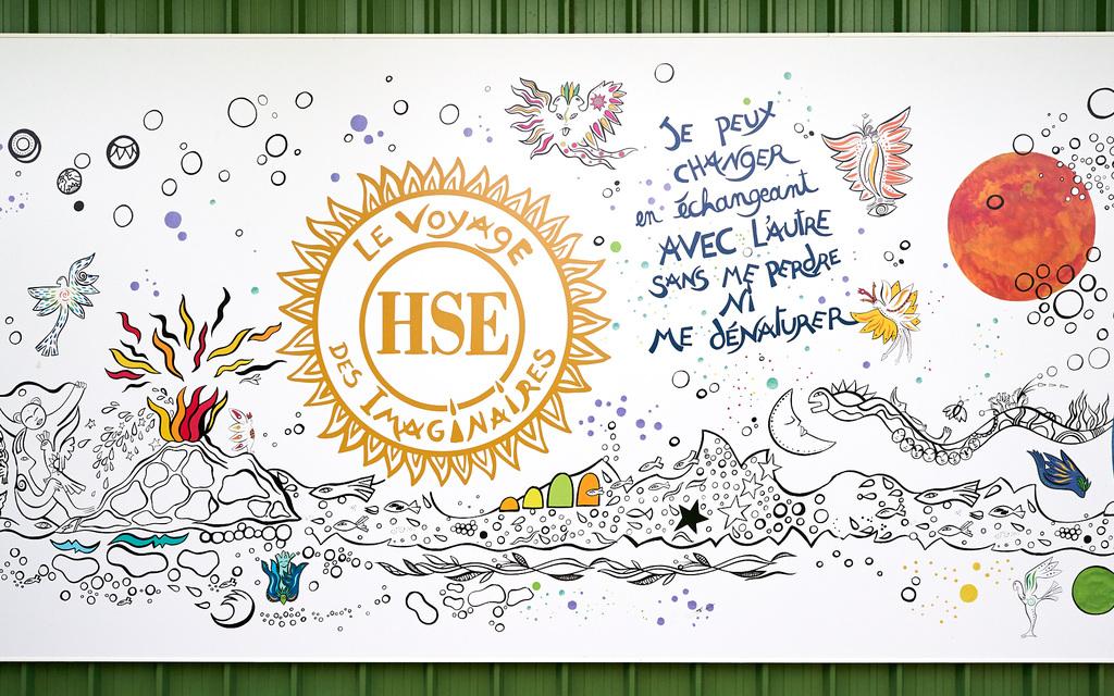 HSE – Le Voyage des Imaginaires