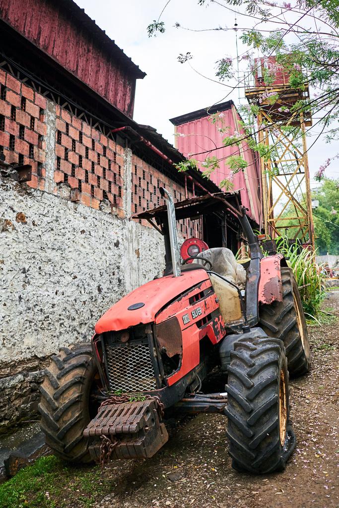 La Favorite – Tractor